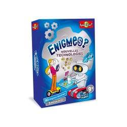 Enigmes : Nouvelles technologies