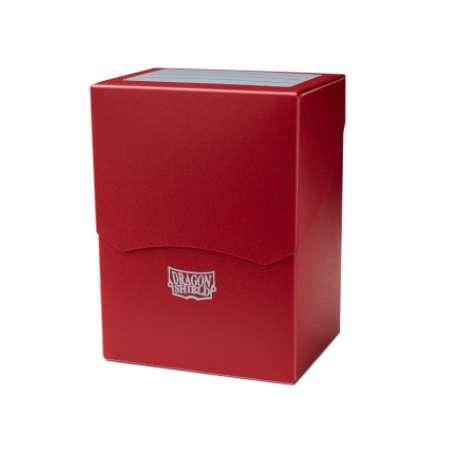 Boîte polydeck DragonShield Deck Shell - Rouge