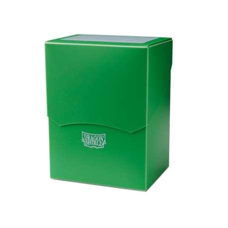 Boîte polydeck DragonShield Deck Shell - Vert