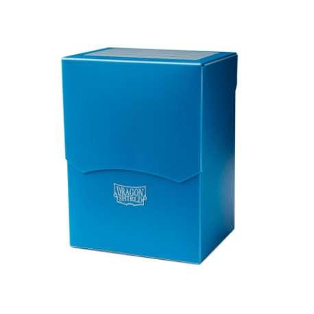 Boîte polydeck DragonShield Deck Shell - Bleu