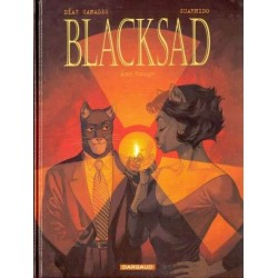 Blacksad - Tome 3 - Âme Rouge