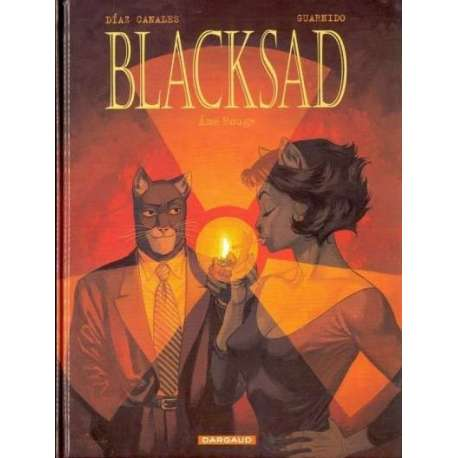 Blacksad - Tome 3 - Âme Rouge