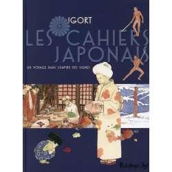 Cahiers japonais (Les) - Tome 1 - Un voyage dans l'empire des signes
