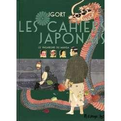 Cahiers japonais (Les) - Tome 2 - Le vagabond du manga