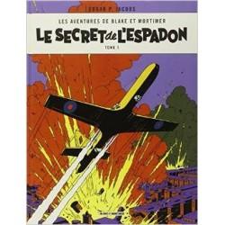 Blake et Mortimer - Tome 1 - Le Secret de l'Espadon T1