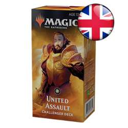 MTG Challenger Deck 2019 - United Assault (EN)