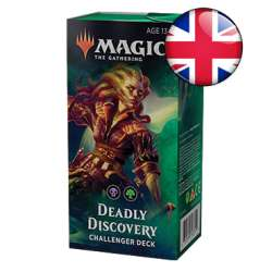 MTG Challenger Deck 2019 - Deadly Discovery (EN)