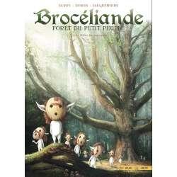 Brocéliande - Forêt du petit peuple - Tome 7 - Le Hêtre du voyageur