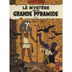 Blake et Mortimer - Tome 4 - Le mystère de la grande pyramide T1