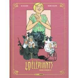 40 éléphants - Tome 3 - Dorothy, la poinçonneuse