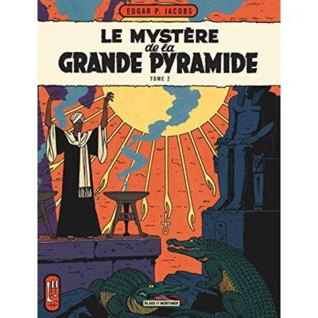 Blake et Mortimer - Tome 5 - Le mystère de la grande pyramide T2