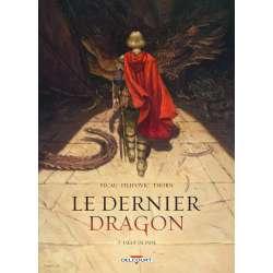 Dernier dragon (Le) - Tome 1 - L'Œuf de Jade