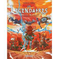 Légendaires (Les) - Tome 21 - World Without