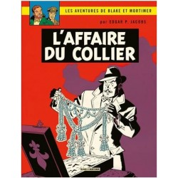Blake et Mortimer - Tome 10 - L'affaire du collier