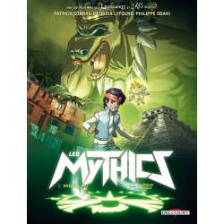 Mythics (Les) - Tome 5 - Miguel