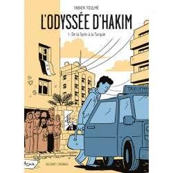 Odyssée d'Hakim (l') - Tome 1 - De la Syrie à la Turquie