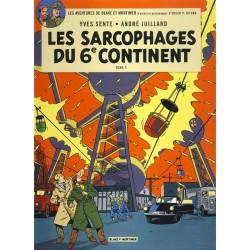 Blake et Mortimer - Tome 16 - Les Sarcophages du 6e continent - Tome 1