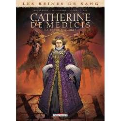 Reines de sang (Les) - Catherine de Médicis, la reine maudite - Tome 2 - Volume 2
