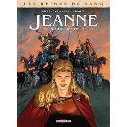 Reines de sang (Les) - Jeanne, la mâle reine - Tome 2 - Volume 2
