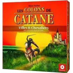 Catane : Villes & Chevaliers