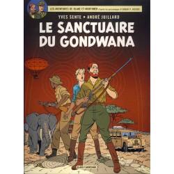 Blake et Mortimer - Tome 18 - Le Sanctuaire du Gondwana
