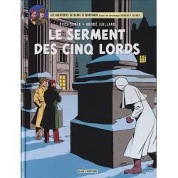 Blake et Mortimer - Tome 21 - Le Serment des cinq lords