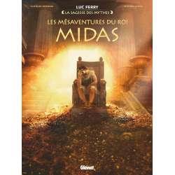 Mésaventures du roi Midas (Les) - Les Mésaventures du roi Midas