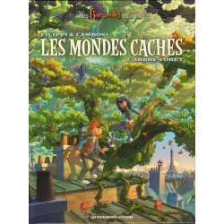 Mondes cachés (Les) - Tome 1 - L'Arbre-Forêt