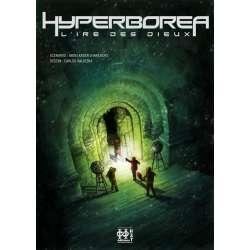 Hyperborea l'ire des dieux - Hyperborea l'ire des dieux