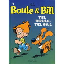 Boule et Bill -02- (Édition actuelle) - Tome 1 - Boule & Bill 1