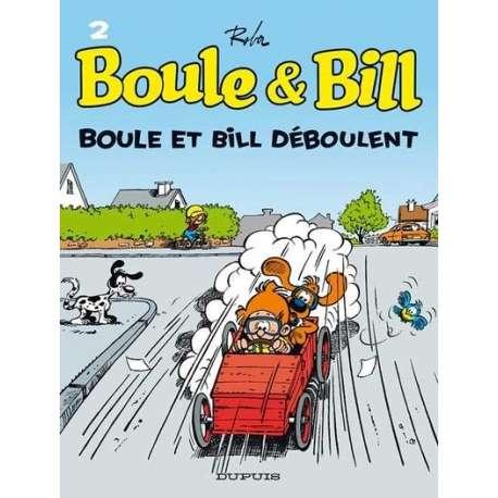 Boule et Bill -02- (Édition actuelle) - Tome 2 - Boule & Bill 2