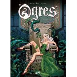 Ogres - Tome 3 - Le Crépuscule des Nécrates