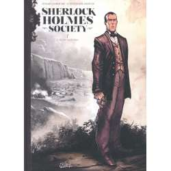 Sherlock Holmes Society - Tome 1 - L'Affaire Keelodge