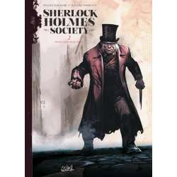 Sherlock Holmes Society - Tome 2 - Noires sont leurs âmes