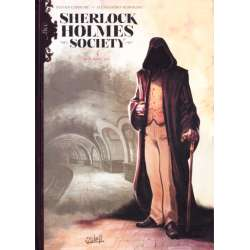 Sherlock Holmes Society - Tome 3 - In Nomine Dei