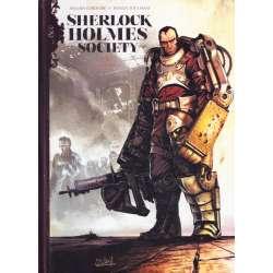 Sherlock Holmes Society - Tome 4 - Contamination