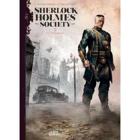 Sherlock Holmes Society - Tome 5 - Les Péchés du fils