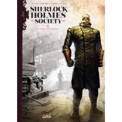 Sherlock Holmes Society - Tome 6 - Le Champ des possibles