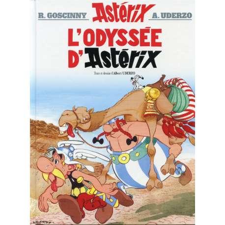 Astérix - Tome 26 - L'odyssée d'Astérix