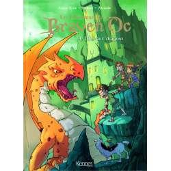Chroniques de Braven Oc (Les) - Tome 4 - L'Île aux dragons