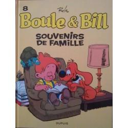 Boule et Bill -02- (Édition actuelle) - Tome 8 - Boule & Bill 8