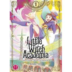 Little Witch Academia - Tome 1 - Tome 1