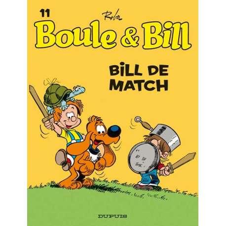 Boule et Bill -02- (Édition actuelle) - Tome 11 - Boule & Bill 11