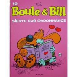 Boule et Bill -02- (Édition actuelle) - Tome 12 - Boule & Bill 12