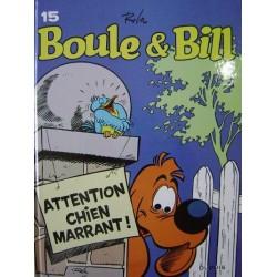 Boule et Bill -02- (Édition actuelle) - Tome 15 - Boule & Bill 15