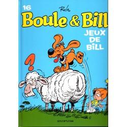 Boule et Bill -02- (Édition actuelle) - Tome 16 - Boule & Bill 16