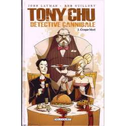 Tony Chu - Détective cannibale - Tome 3 - Croque-mort