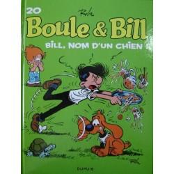 Boule et Bill -02- (Édition actuelle) - Tome 20 - Boule & Bill 20