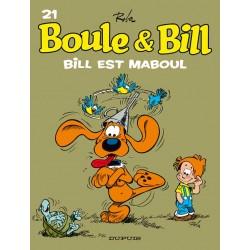 Boule et Bill -02- (Édition actuelle) - Tome 21 - Boule & Bill 21