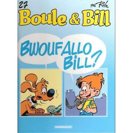 Boule et Bill -02- (Édition actuelle) - Tome 27 - Boule & Bill 27